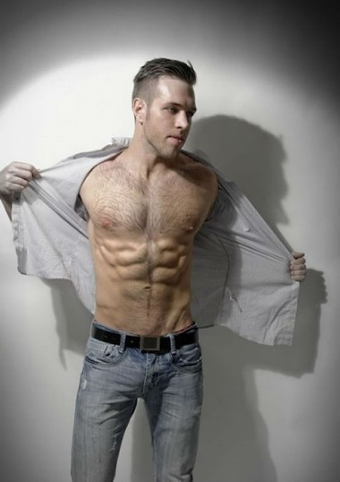 Your Hunk of the Day: Alex Mecum