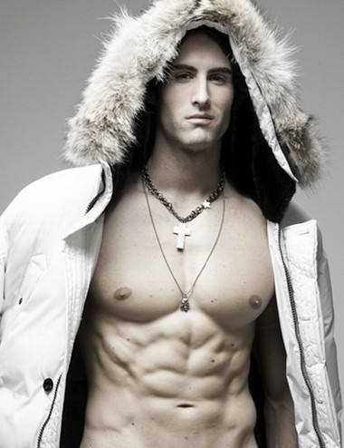 Your Hunk of the Day: Matt Pender
