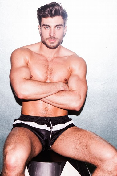 Your Hunk of the Day: Ben Hunt