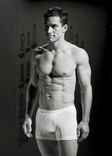 Your Hunk of the Day: Mario Lopez