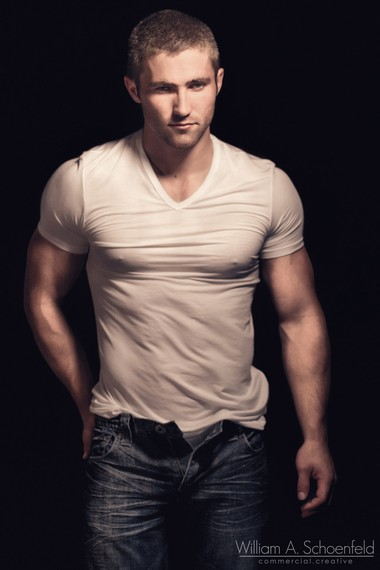 Your Hunk of the Day: Sam Layton